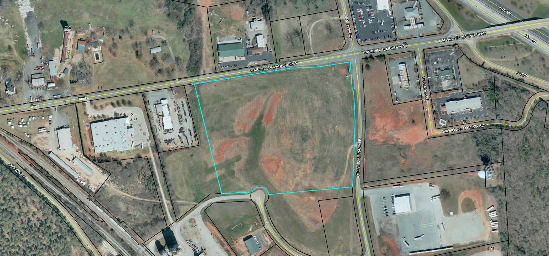 Monroe Industrial Park 20 Acres