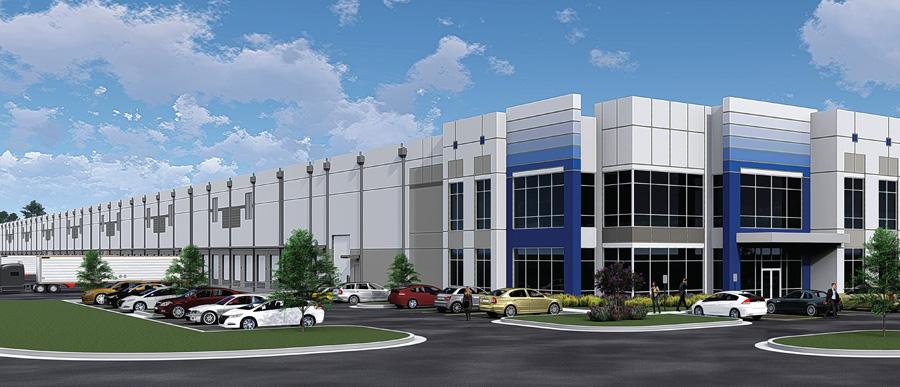 Meridian 75 Logistics Center