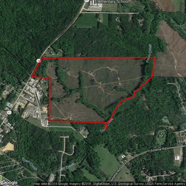 Newton Industrial Tract in Forsyth, GA